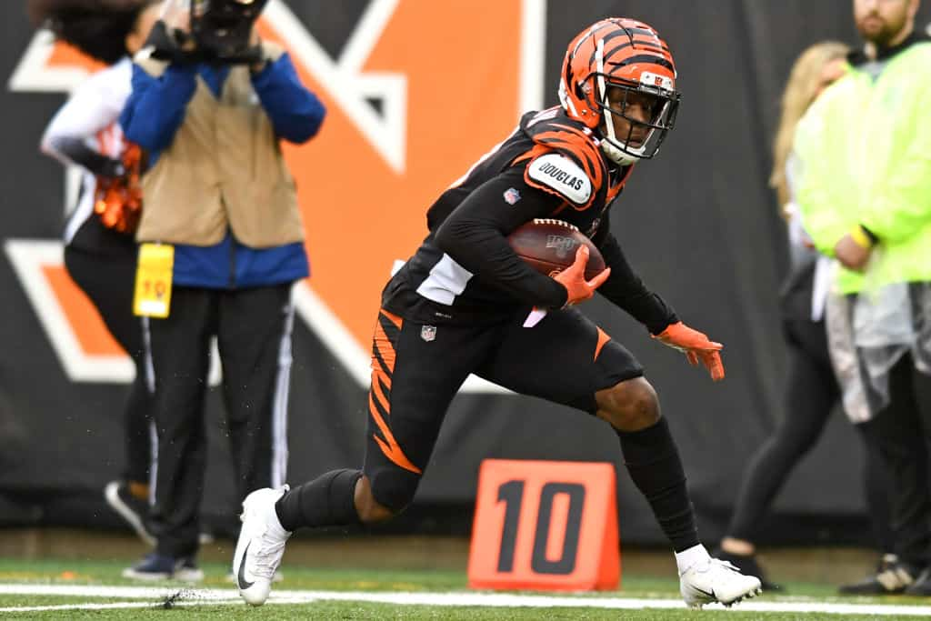 Does a John Ross trade make him fantasy football relevant in 2020?