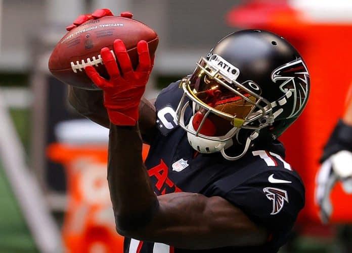 Julio Jones Week 5 Fantasy Injury Update: Will he play vs. the Panthers?