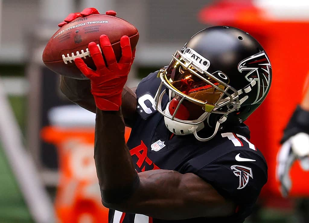 Julio Jones Week 5 Fantasy Injury Update: Will he play vs. the Panthers?