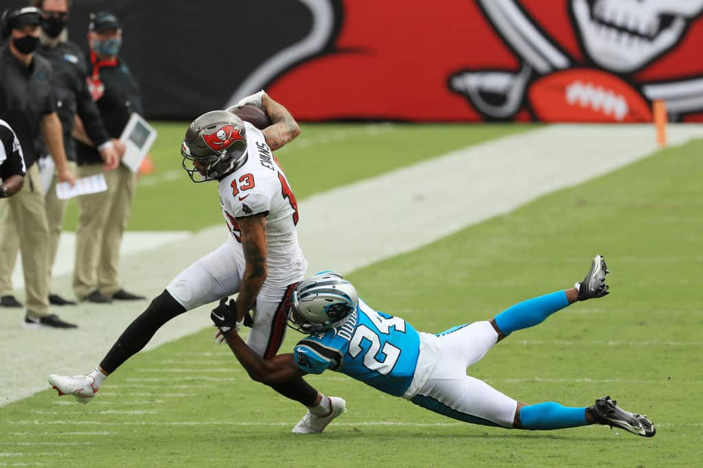 Can you trust Mike Evans for fantasy on Thursday Night Football?