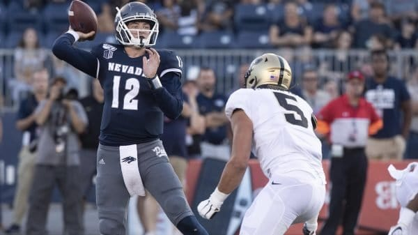 NFL Draft Stock Report: Nevada QB Carson Strong rising in Week 8