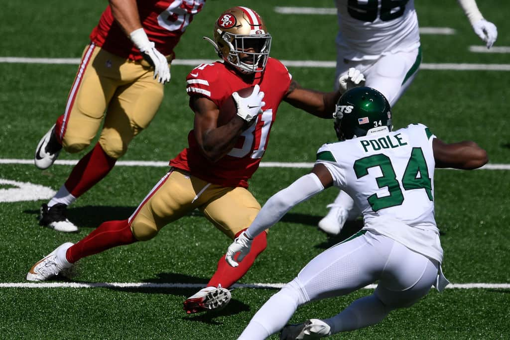Raheem Mostert Fantasy Injury Update: Should I be concerned in Week 5?
