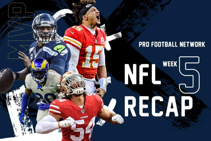 NFL News and Week 5 Recap: The biggest storylines from around the NFL