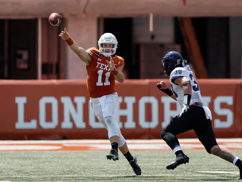 Is Texas Longhorns QB Sam Ehlinger NFL Draft worthy?