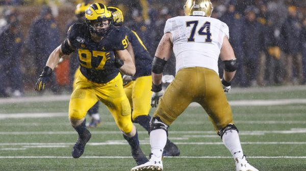 Liam Eichenberg NFL Draft Player Profile