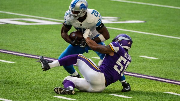 Adrian Peterson Fantasy Value Week 12: Should you start him on Thanksgiving?