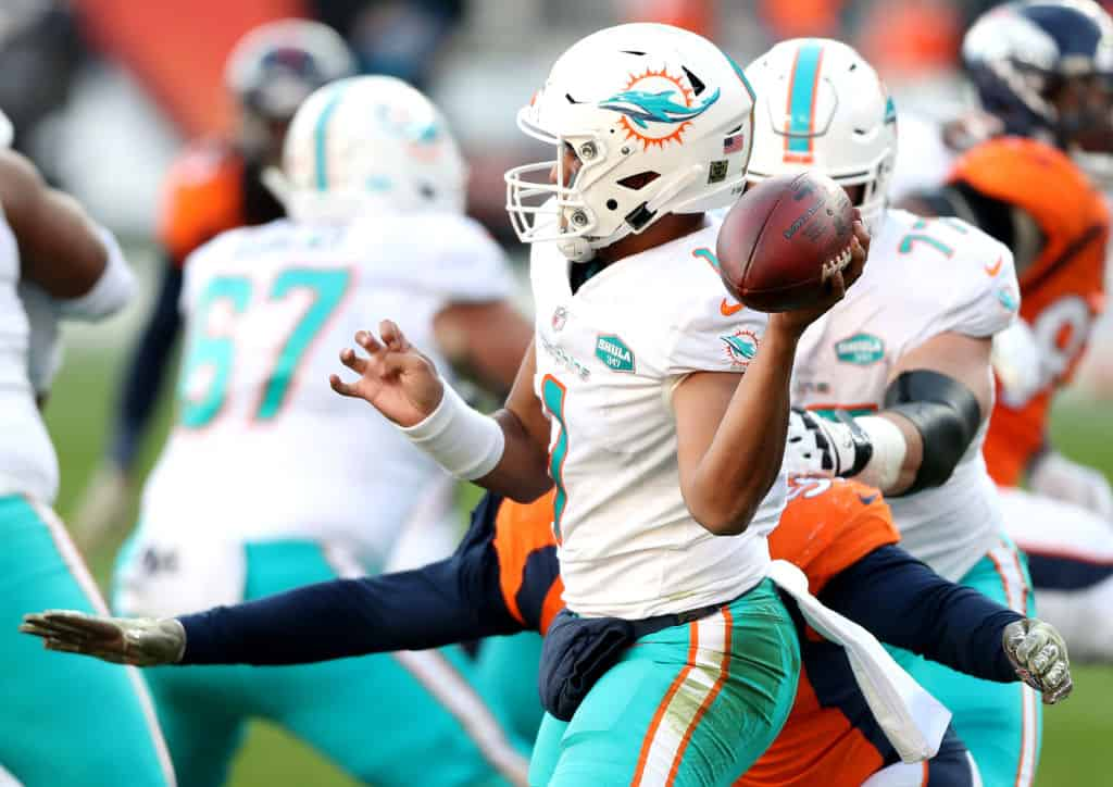 Miami Dolphins: Benching Tagovailoa made Brian Flores look like just another Fake Belichick