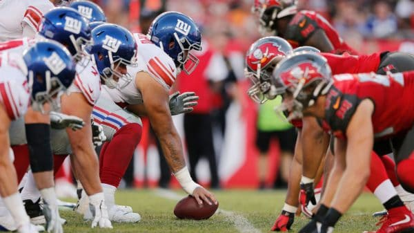 Monday Night Football Tonight Buccaneers vs. Giants Channel, Live Stream, Preview