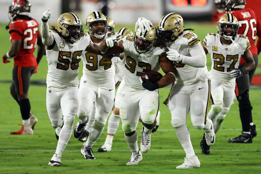 NFL Power Rankings, Week 10 Drew Brees and the Saints climb toward the top