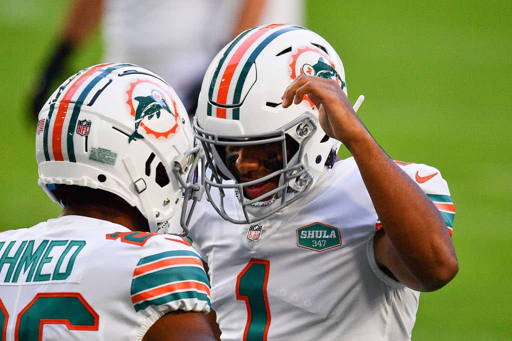 NFL Week 10 Recap & Highlights: Tua Tagovailoa and the Dolphins have found a formula for success