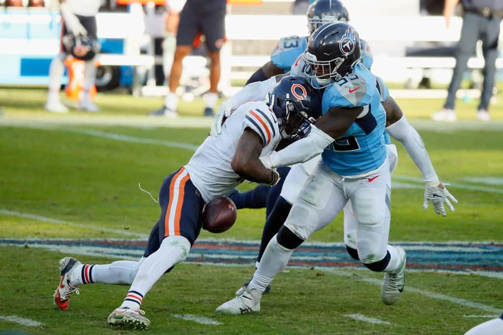 NFL Week 9 Recap and Highlights: Matt Nagy, Seahawks, midseason awards, and more