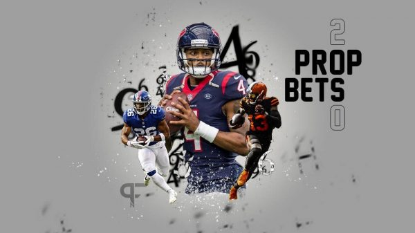 Top NFL player props and bets for Thanksgiving Day 2020