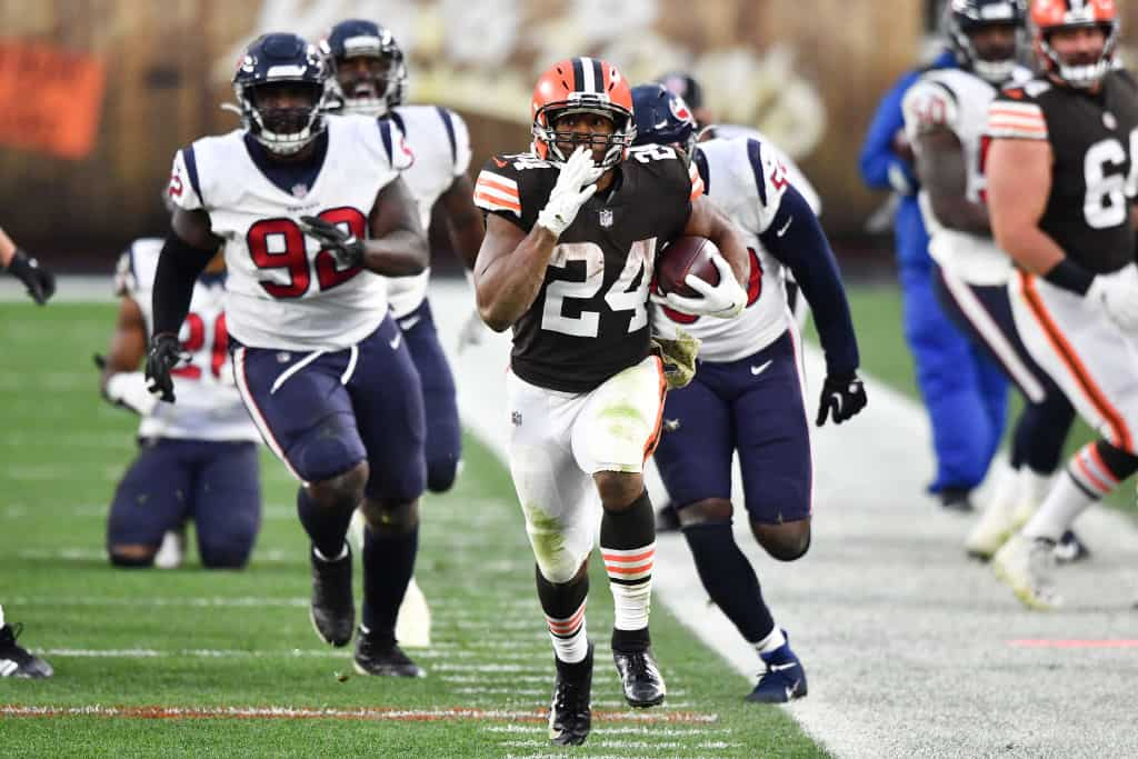 NFL Week 10 Recap & Highlights: Nick Chubb's return has the Browns looking like a playoff team