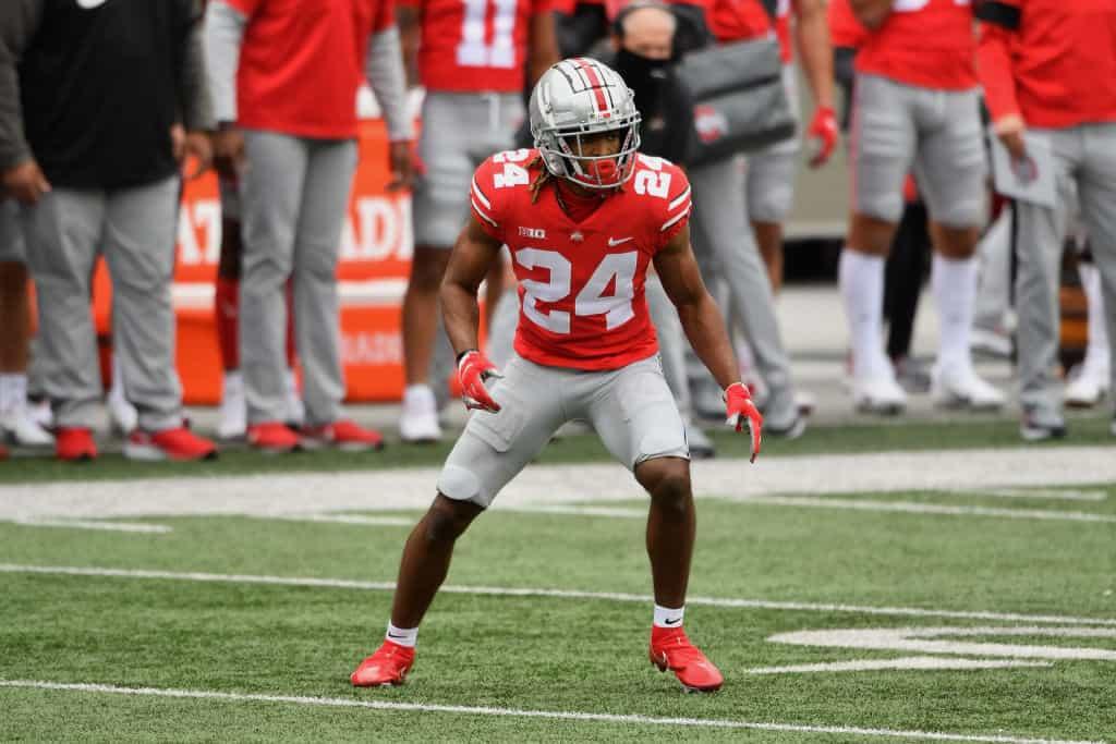 Shaun Wade, CB, Ohio State   NFL Draft Player Profile