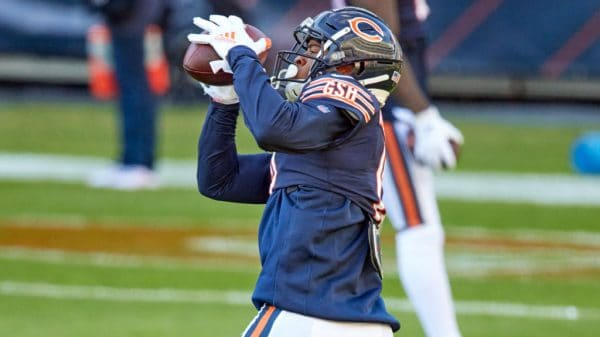 Allen Robinson Injury Update: Is he playing this week?