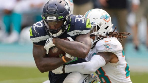 Chris Carson, Alex Collins, or DeeJay Dallas: Seahawks RB to start in fantasy in Week 11