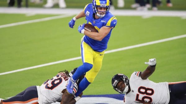 Cooper Kupp or Robert Woods: Which Rams WR to play vs. Seahawks