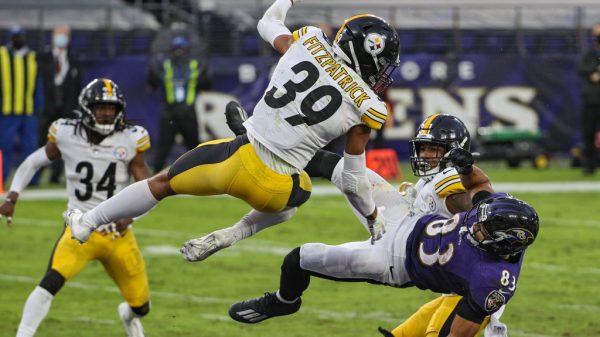 Fantasy Defense/Special-Teams Rankings Week 9: Steelers defense leads the way