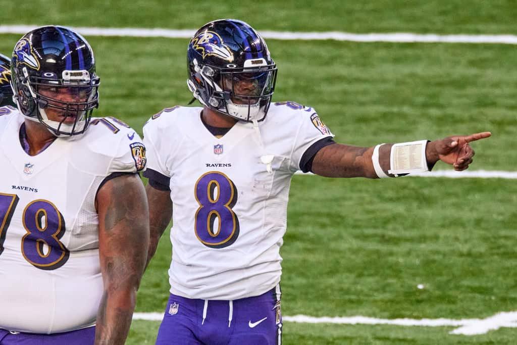 Fantasy Football Trade Analyzer: Lamar Jackson is a trade target heading into Week 10