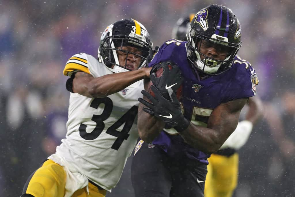 Gus Edwards Fantasy Outlook: Is he a must start with Mark Ingram, JK Dobbins out?