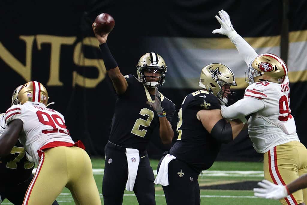 Jameis Winston or Taysom Hill: Who to start in fantasy following Drew  Brees' injury?