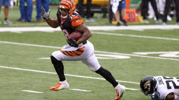 Joe Mixon Injury Report: Is he playing in Week 11?