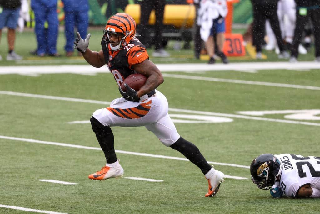 Joe Mixon Injury Report: Is he playing in Week 11?