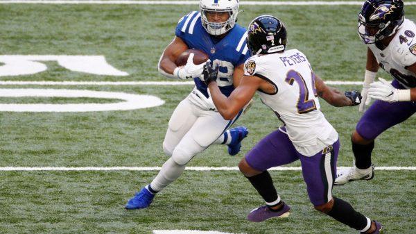 Jonathan Taylor, Jordan Wilkins, or Nyheim Hines: Top Colts RB in Week 10