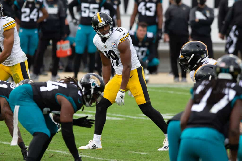 JuJu Smith-Schuster Injury Report: Is he playing Thursday night?