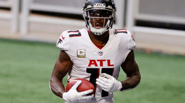 Julio Jones Injury Update: Is he healthy for Week 12?