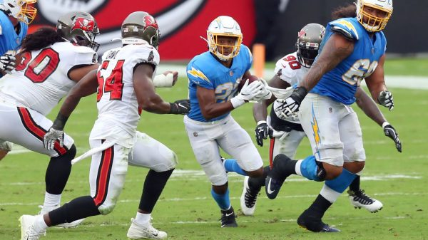 Justin Jackson or Kalen Ballage: Which Chargers RB to play in fantasy in Week 10?