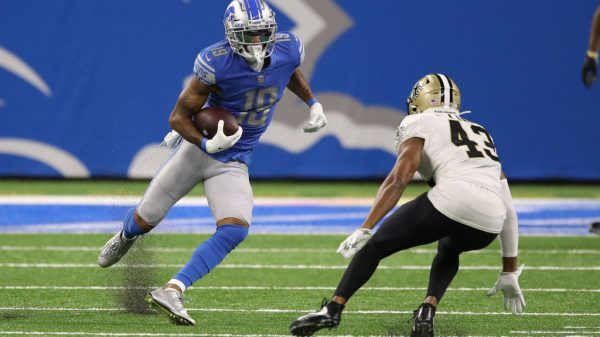 Kenny Golladay Injury Report: Is he playing this week?