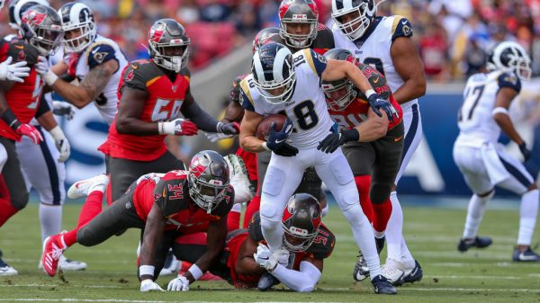 Who plays Monday Night Football Tonight? Time, channel, schedule for Week 11 Rams vs Buccaneers