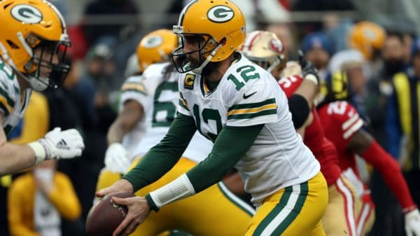 nfl dfs thursday night football picks packers vs 49ers week 9