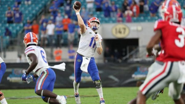 NFL Draft Stock Report: Florida QB Kyle Trask leads list of Week 10 risers
