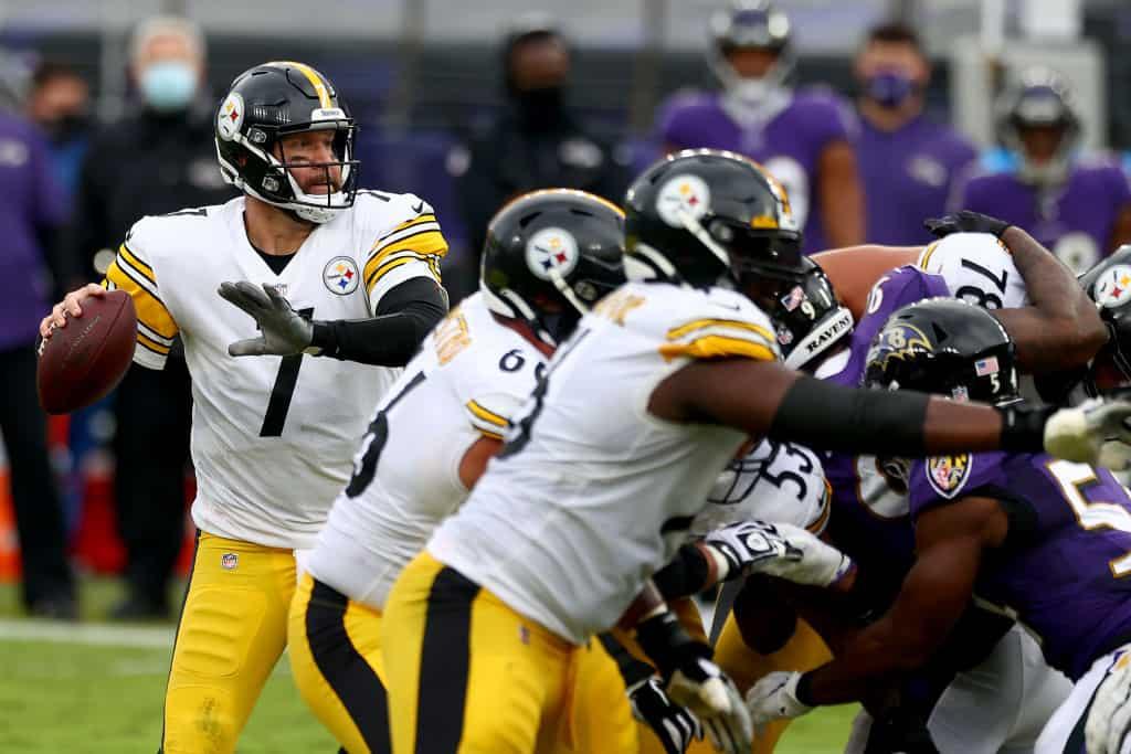 NFL Picks, Predictions Against the Spread Week 12 Steelers vs Ravens