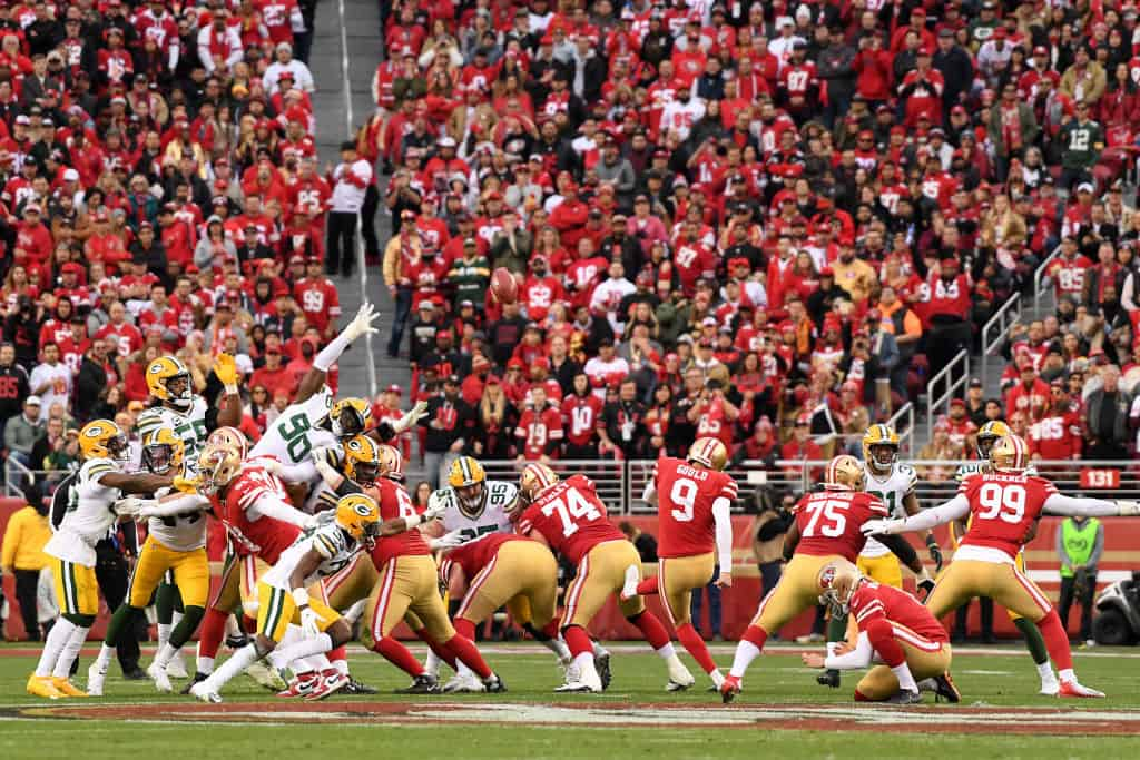Packers vs. 49ers pick, odds, and lines for Thursday Night Football Week 9