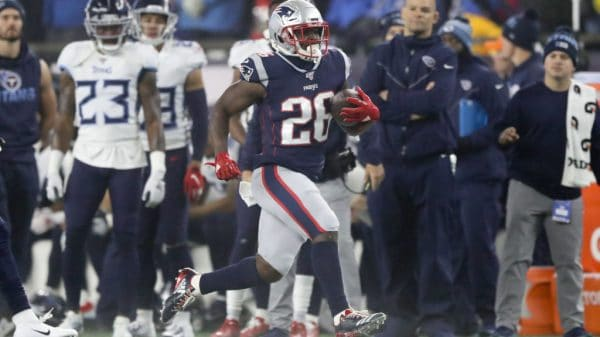 Sony Michel Fantasy Outlook: Is it time to play Patriots RB?