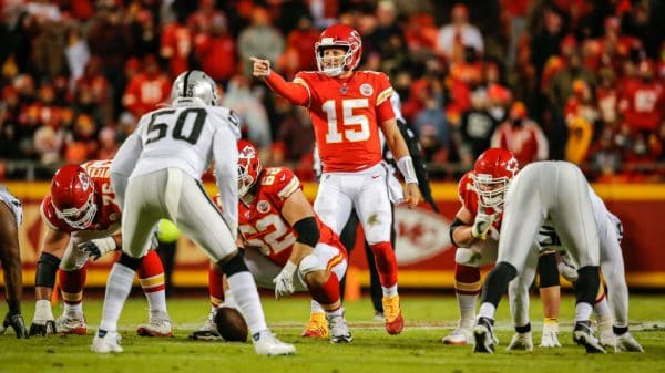 Who plays on Sunday Night Football tonight? Times, TV channels, schedule for NFL Week 11 Chiefs vs Raiders