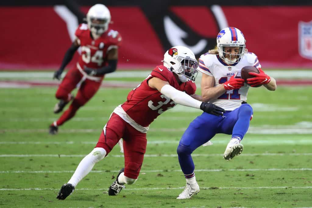 Top NFL Wide Receivers from Week 10 via PFN's OVM Cole Beasley