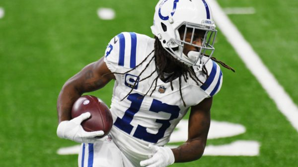 TY Hilton or Michael Pittman Jr: Better fantasy Colts WR for Thursday Night Football