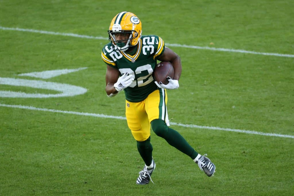 Tyler Ervin or Dexter Williams: Fantasy stock following Packers injuries