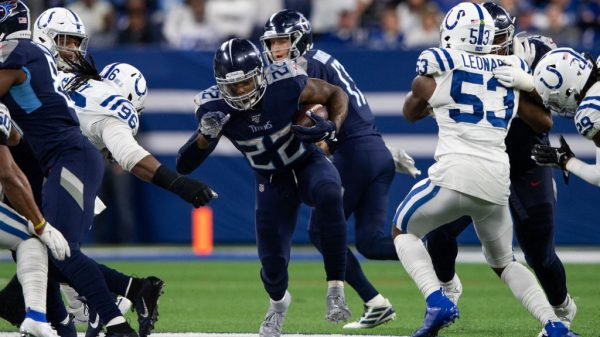 Who plays Thursday Night Football tonight? Colts vs. Titans live stream, start time for Week 10