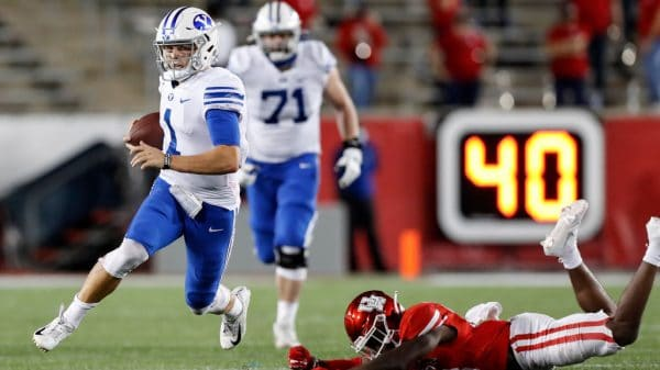 BYU QB Zach Wilson leads underclassmen rumored to be entering the 2021 NFL Draft