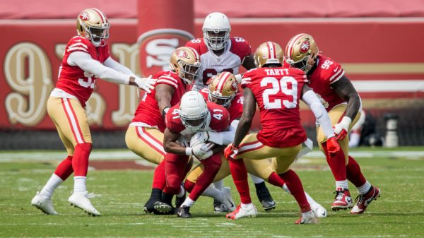 49ers vs. Cardinals Spreads for Saturday Football in Week 16