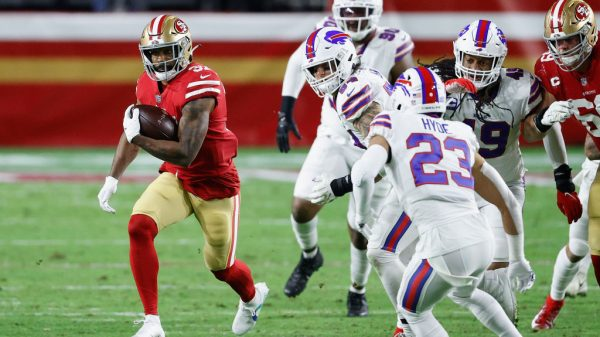 Which 49ers running back can you trust in Week 14? Tevin Coleman, Jeff Wilson, or Raheem Mostert?