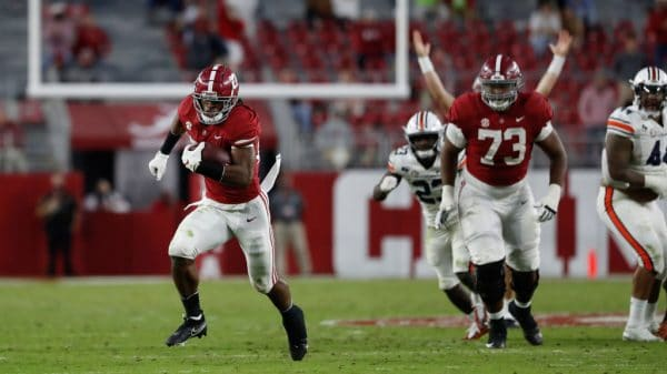 Najee Harris, RB, Alabama - NFL Draft Player Profile