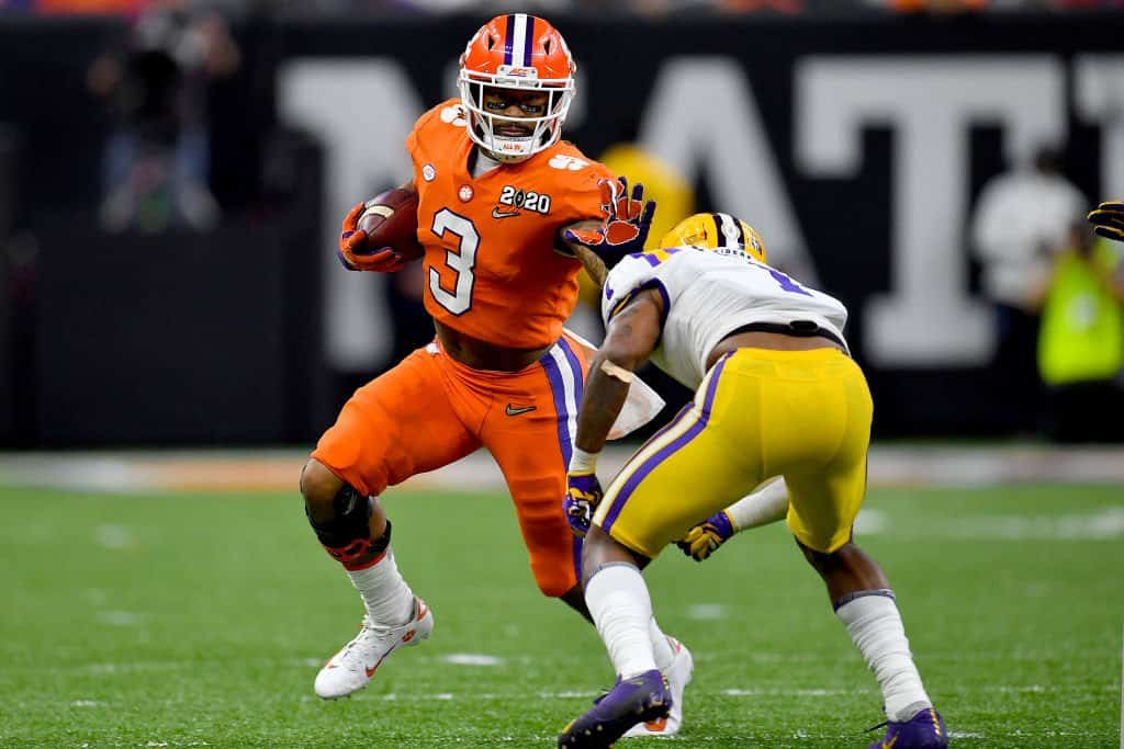 Amari Rodgers, wide receiver, Clemson - NFL Draft Player Profile