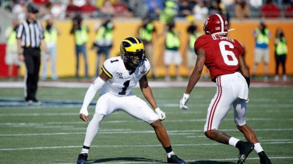 Ambry Thomas, CB, Michigan - NFL Draft Player Profile