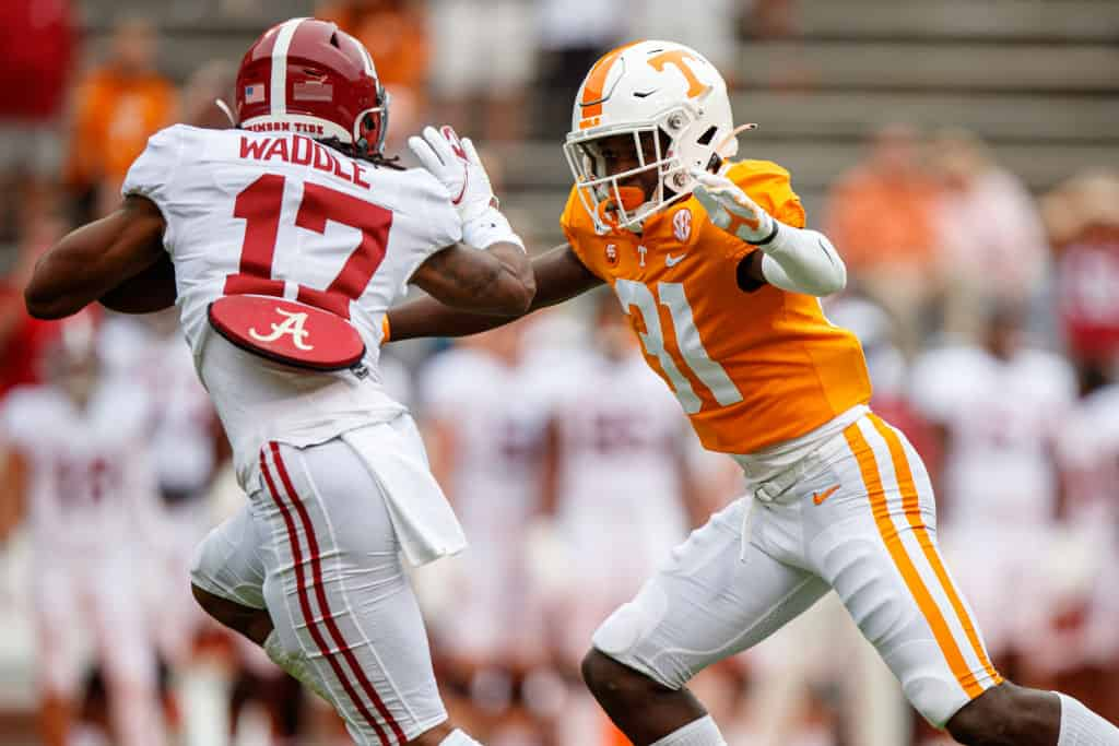 Best fits for top WR NFL Draft prospects in 2021